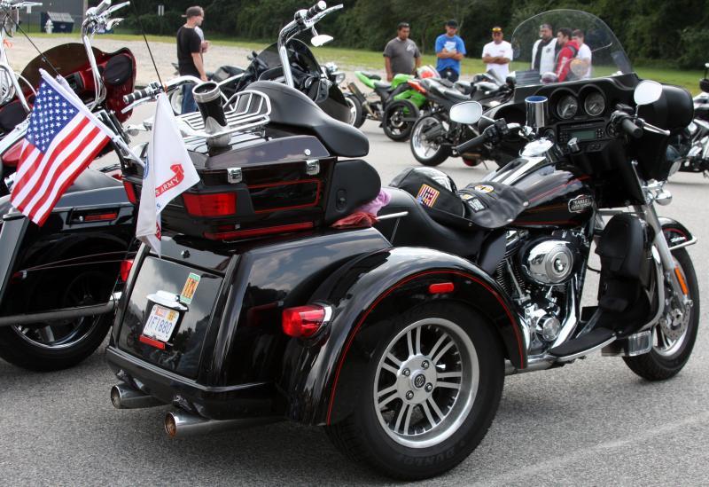 Ruff Ryders' motorcycle run benefits infant battling cancer | Wareham