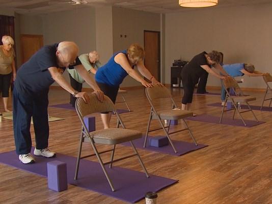 Free Chair Yoga Wareham
