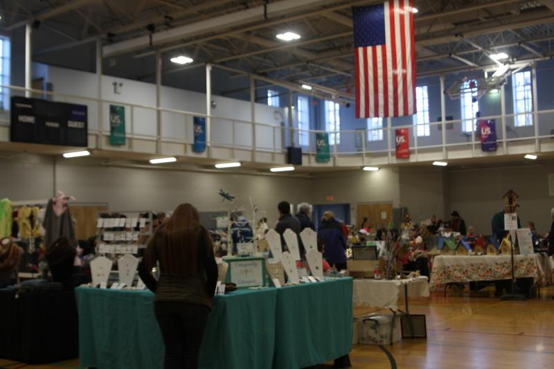 Vendors Sell Crafts For A Cause At Wareham Ymca Wareham