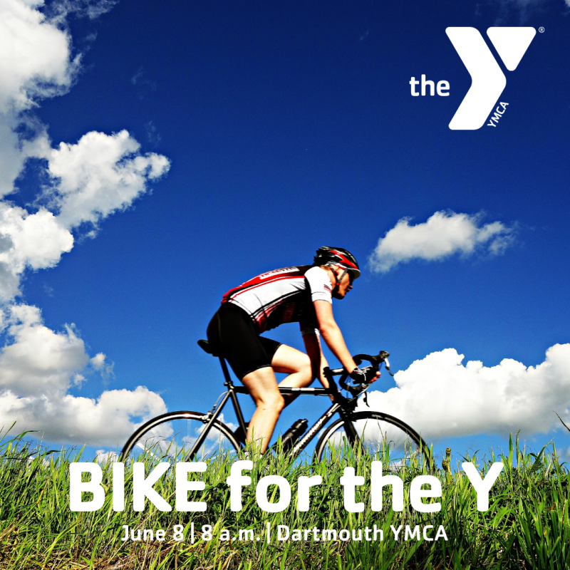 Dartmouth YMCA Bicycle Fundraiser