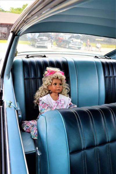 Classic Car Show rolls into town despite the rain   Wareham