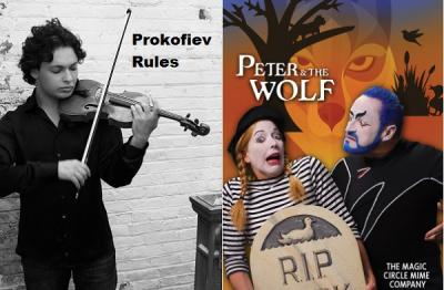 Prokofiev, Peter and Wolf, Symphony, Concert, orchestra